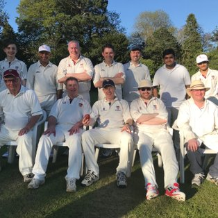 Addiscombe 4's narrowly lose to Sanderstead