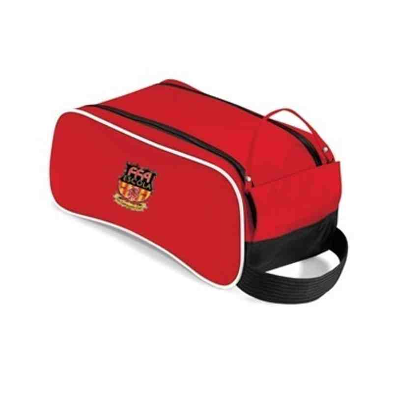 Boot Bag - Red