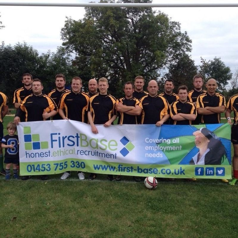 1st Team lose to Gloucester All Blues 36 - 24
