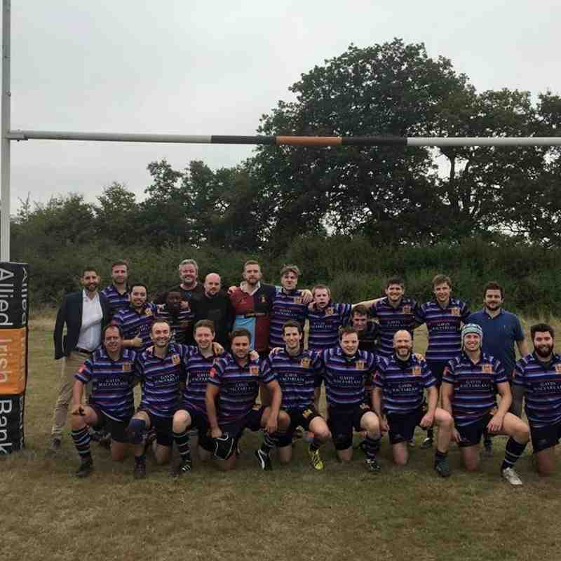 2nd XV v Bromley - Sat 17 Sep 2016