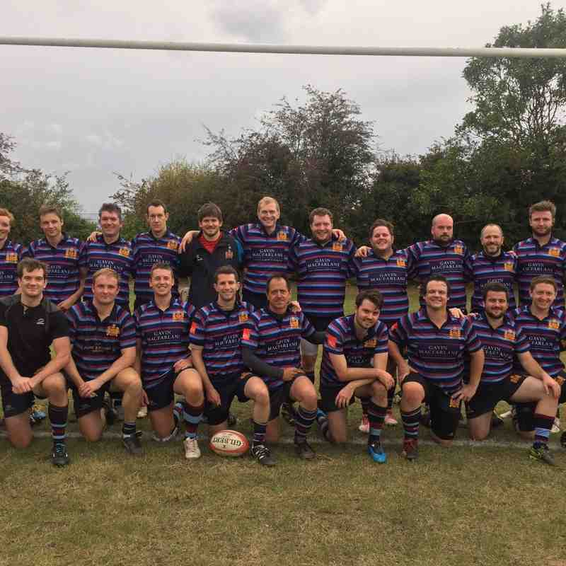2nd XV v Dartford Vall II - Sat 15 Oct 2016