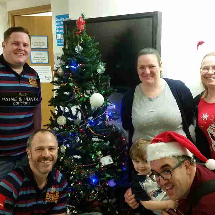 King's bring Christmas to King's!