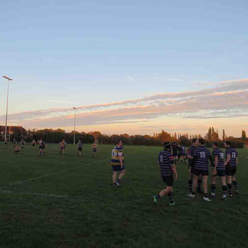 KCHRFC vs Footscray