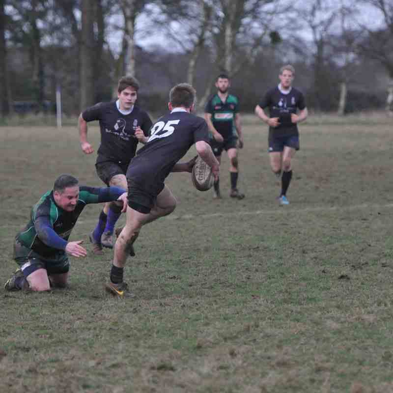 4th March 2015 Holt Owls vs Beccles 2nds