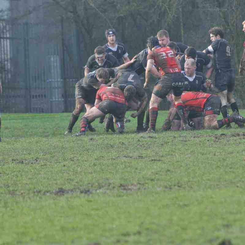 11th March 2017 South Woodham Ferrers 27 vs. Holt RFC 0