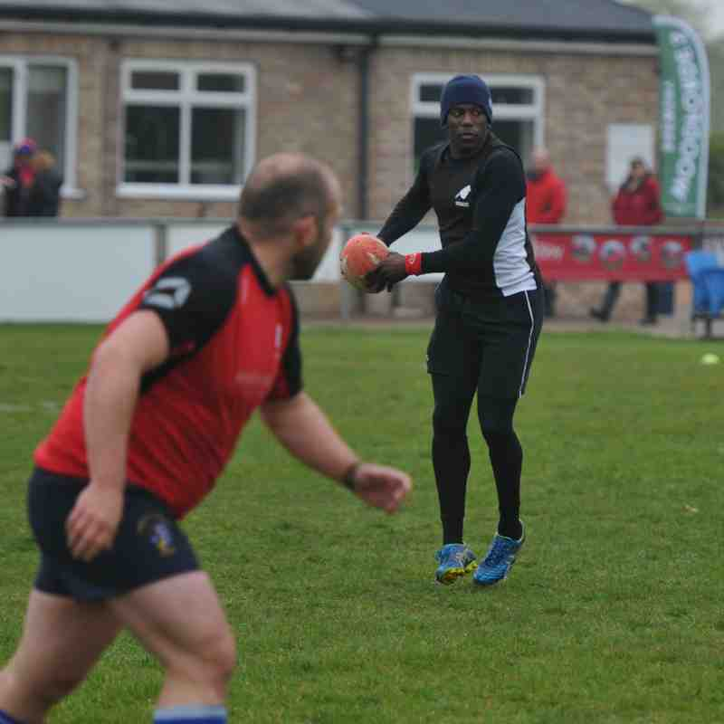 6th May 2017 NBRW Touch Rugby
