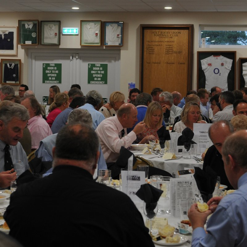 Book your place for a pre-match lunch in 2019