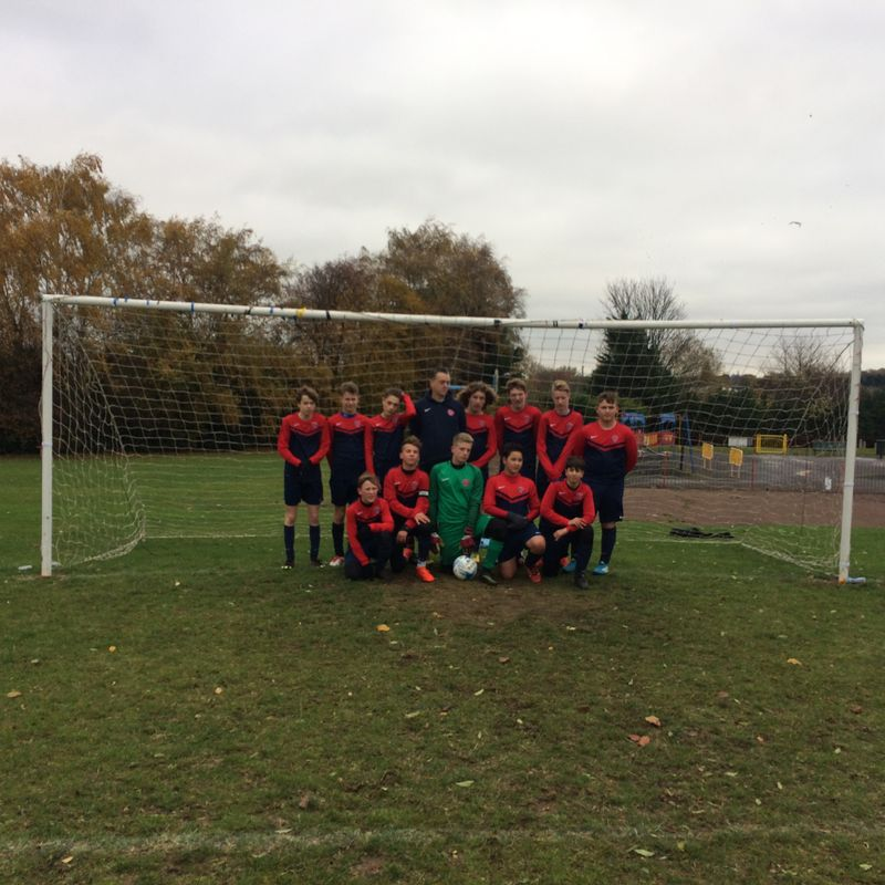 Hempstead Valley  1 - 1 Lordwood Youth