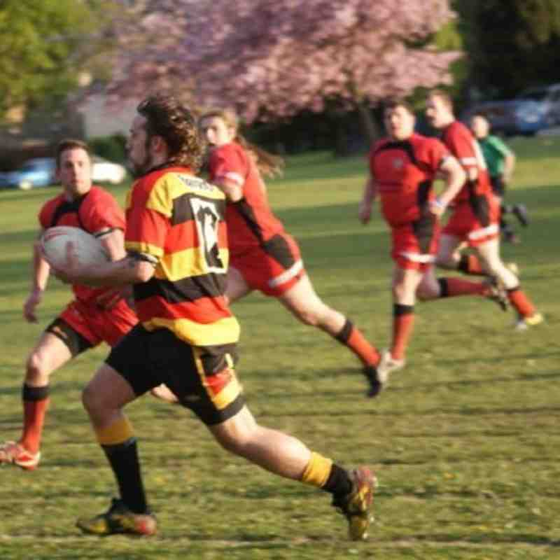 Brighouse Rangers 2nds v Emley Moor 2010