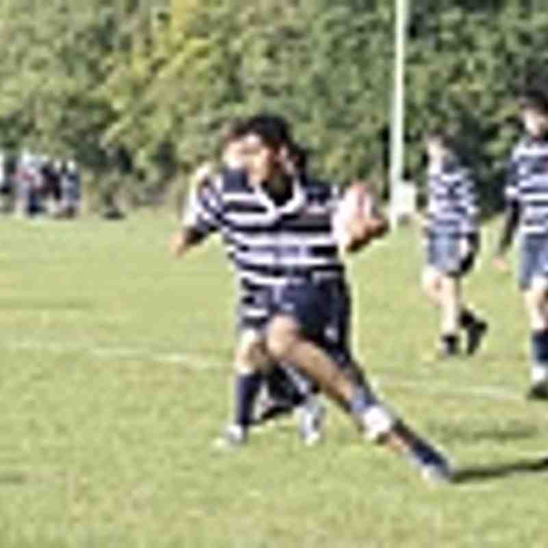 U14 Harrow v Cheshunt 30/10/2011