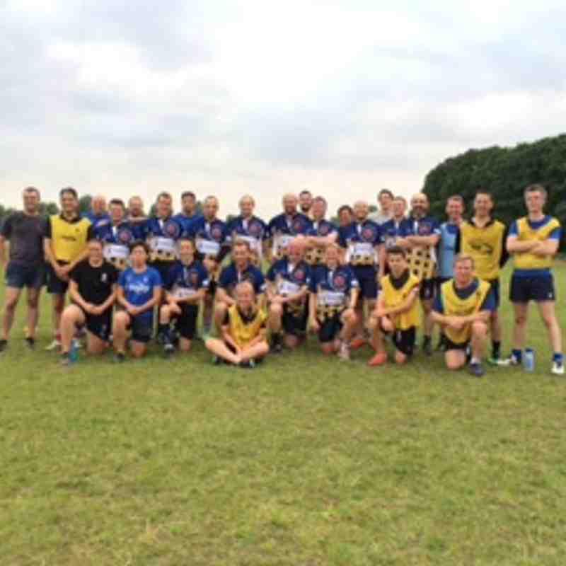 Teddington Touch Rugby
