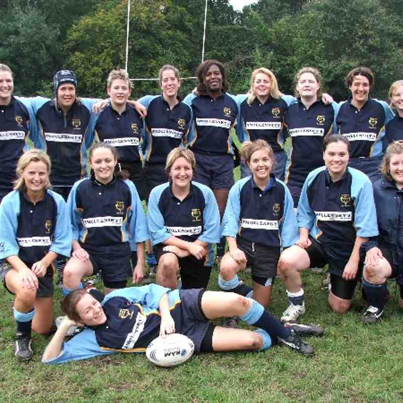 Ladies Team photos