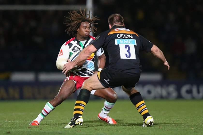 Welcome BBQ & Quins v Wasps