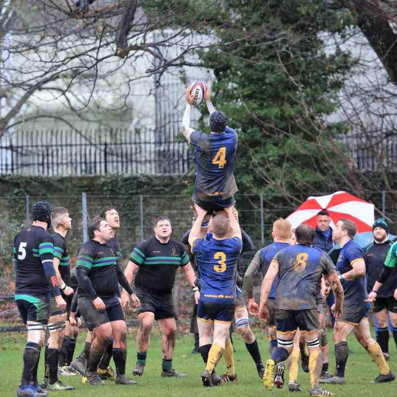 1st XV v Weybridge 03/02/18