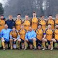 1st XV lose to Old Whitgiftian 59 - 7