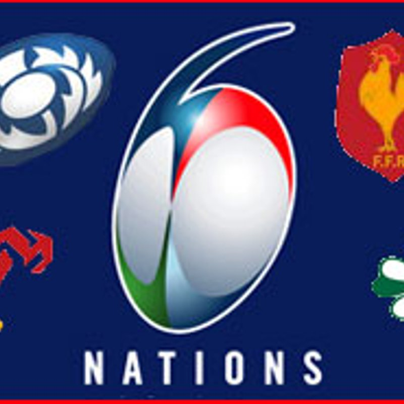 Watch the 6 Nations at the club