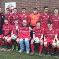 U18 lose to Lydney Town U18 0 - 3