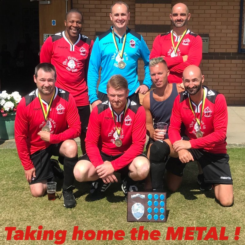 Vets Win 5 A Side Tournament