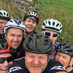 Old Brods CC Long Lancashire Loop 23 July