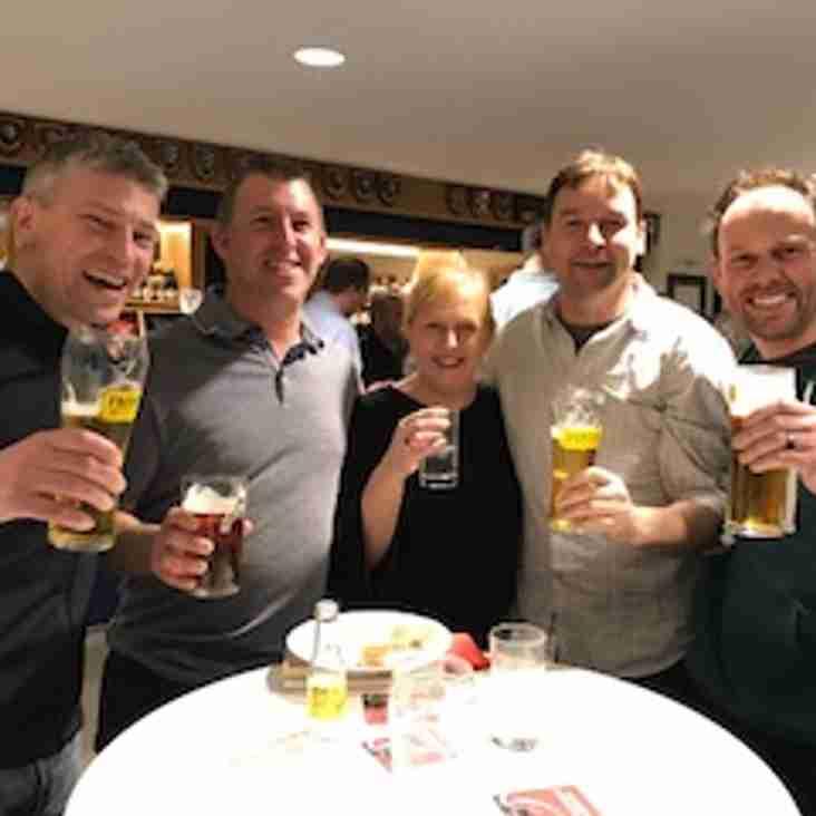 Club Volunteers' Night - Great Success