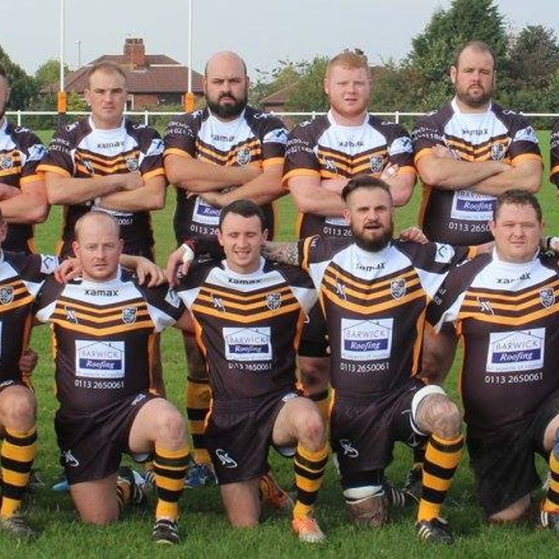 Leeds Corinthians lose to Knaresborough 16 - 19