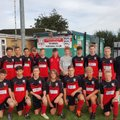Under 16s lose to Edwalton Cavaliers 0 - 2