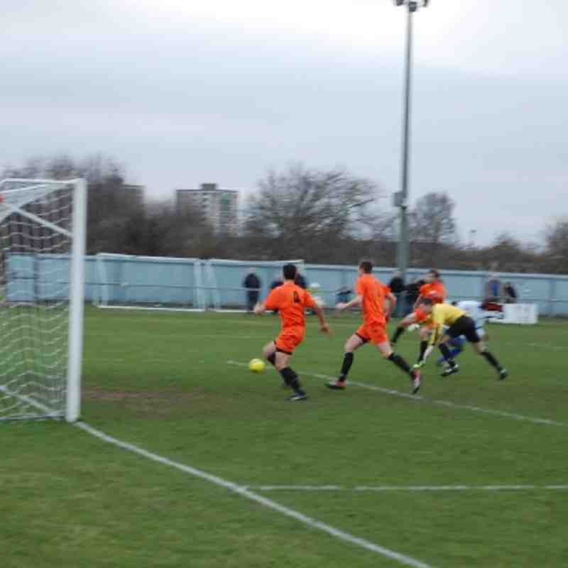 Enfield v Barkingside 05.01.13.