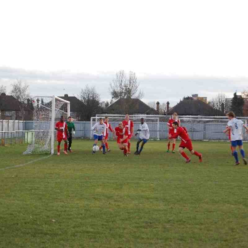 Enfield v Tower Hamlets 07.12.13.