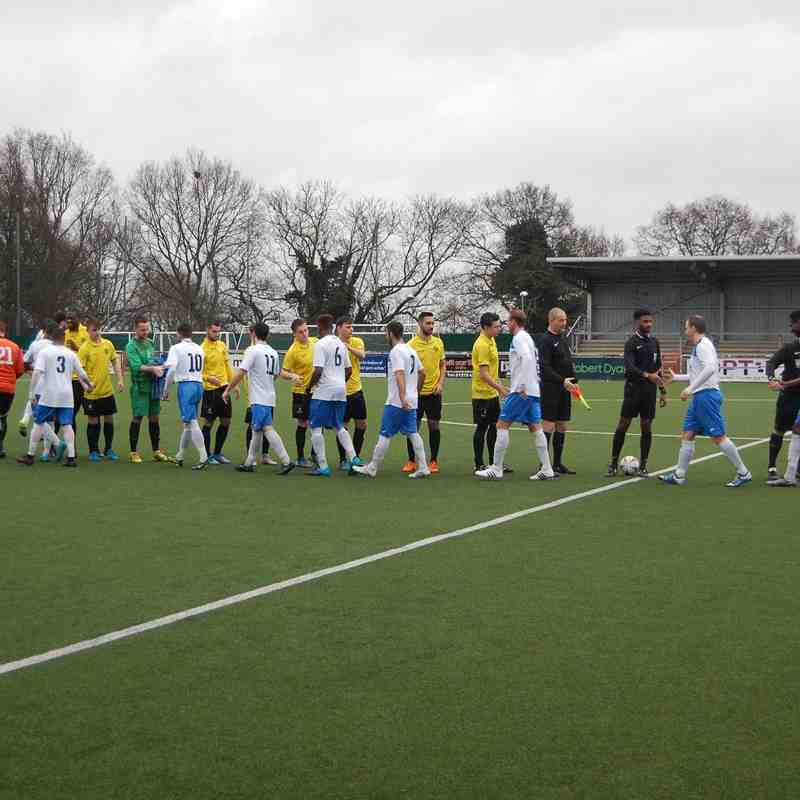 Enfield v Southend Manor 20.02.16.