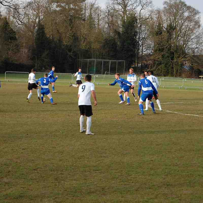 Stansted v Enfield 27.02.16.