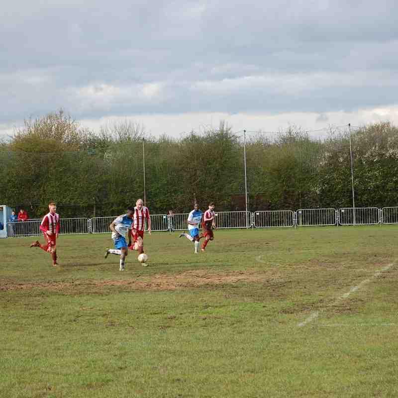 Bowers & Pitsea v Enfield 16.04.16.