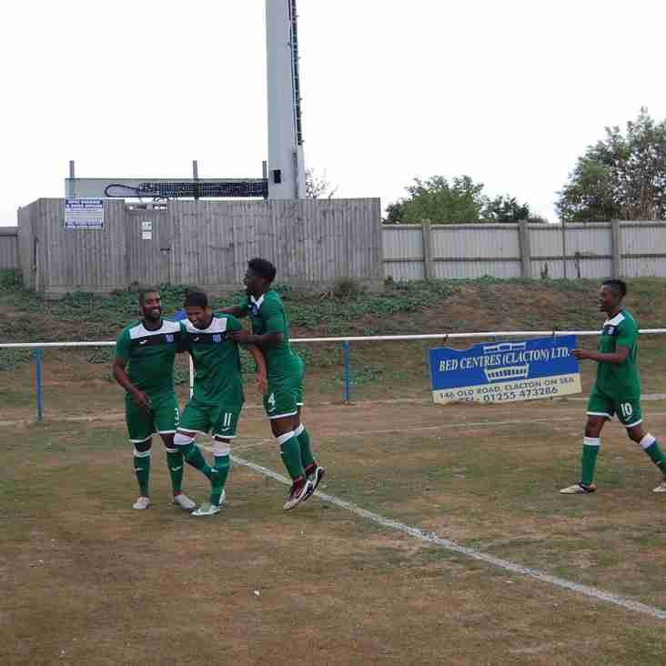 Sawbridgeworth 2-4 Enfield