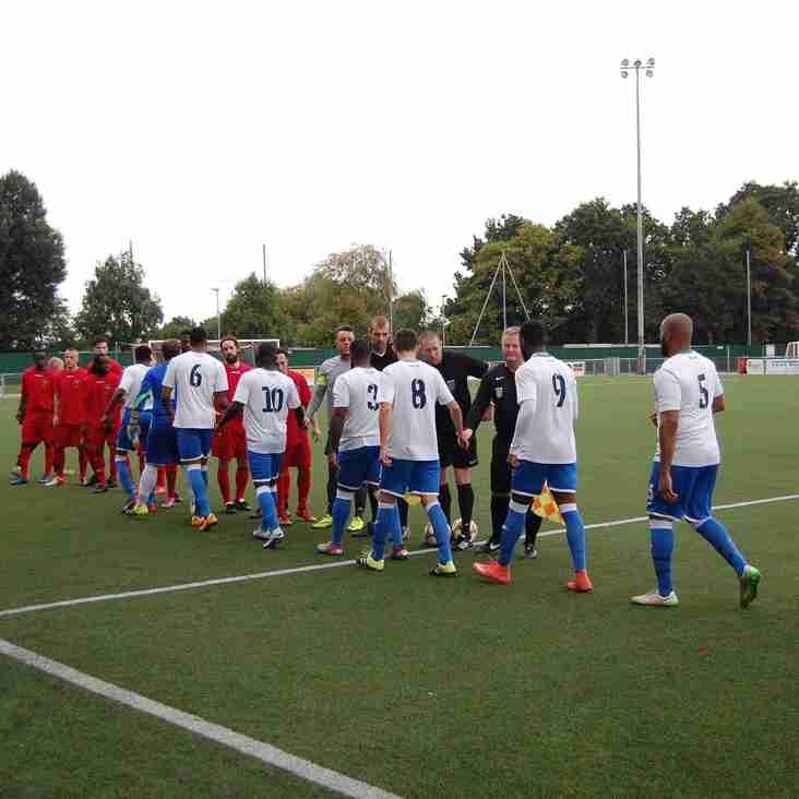 Essex Senior League Cup 2nd Round