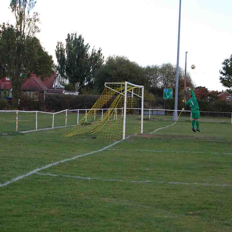Southend Manor v Enfield 22.10.16.