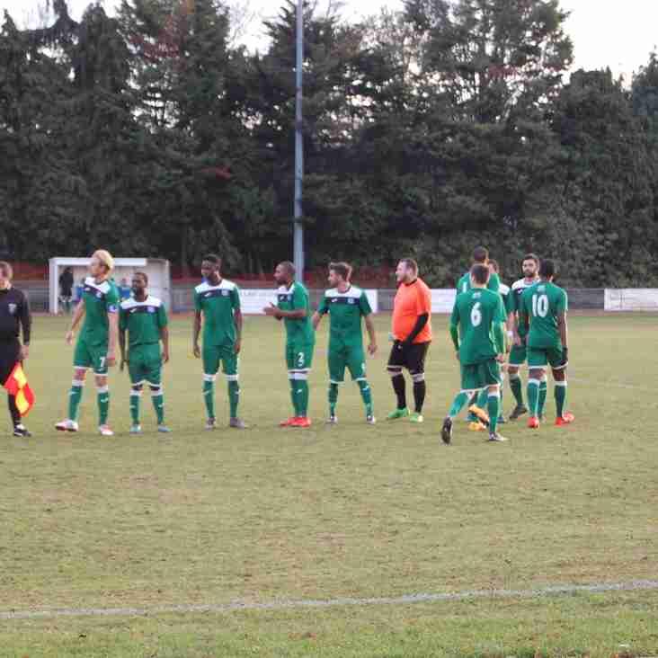 Enfield v West Essex   (Essex Senior League Cup)
