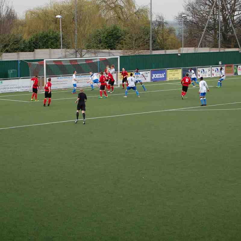 Enfield v Sawbridgeworth 11.03.17.