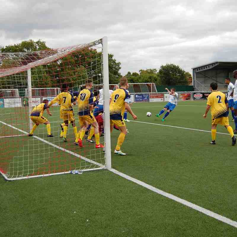 Enfield v Barkingside 07.10.17.