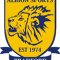 Albion Sports lose to Thackley FC 1 - 0