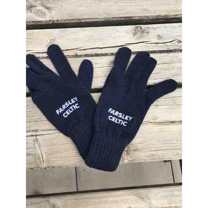 Farsley Celtic Gloves
