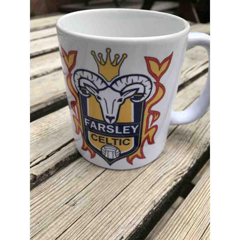 Farsley Celtic Mug