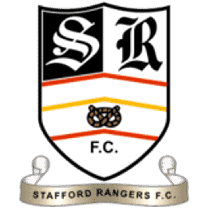 Stafford Rangers - A Thank you.