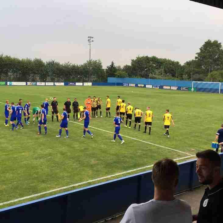 Report: Farsley Celtic 3-1 Harrogate Town