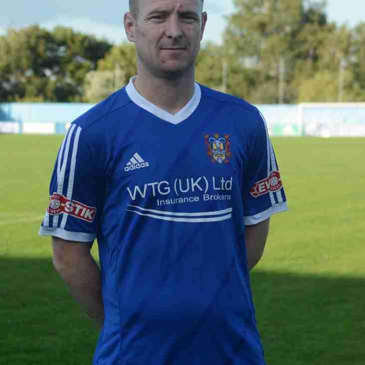 James Walshaw leaves Farsley Celtic