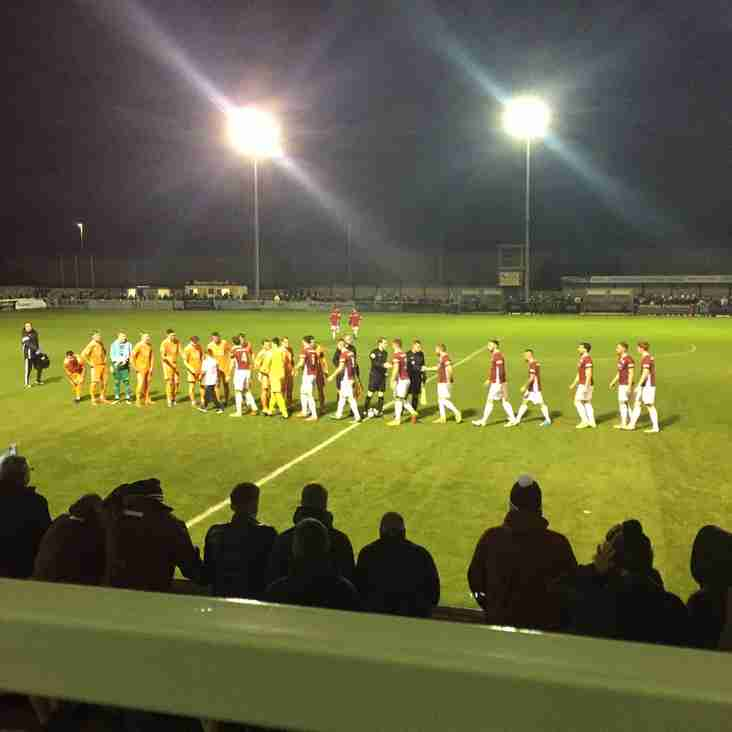 Report: South Shields 2-2 Farsley Celtic (Shields win 5-3 on penalties)