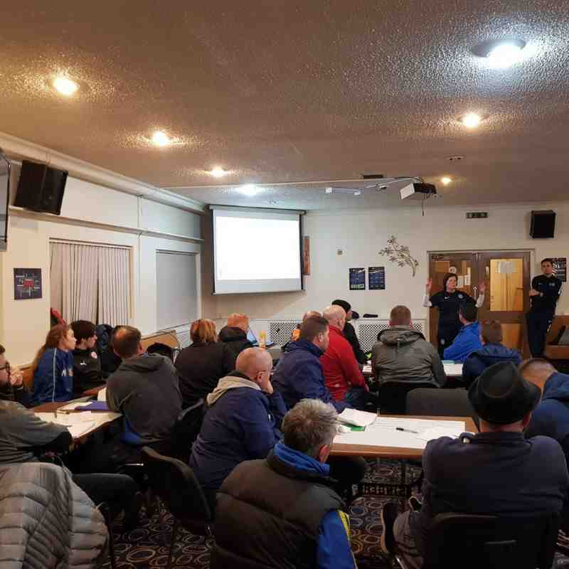 CPD Event 17/11/17