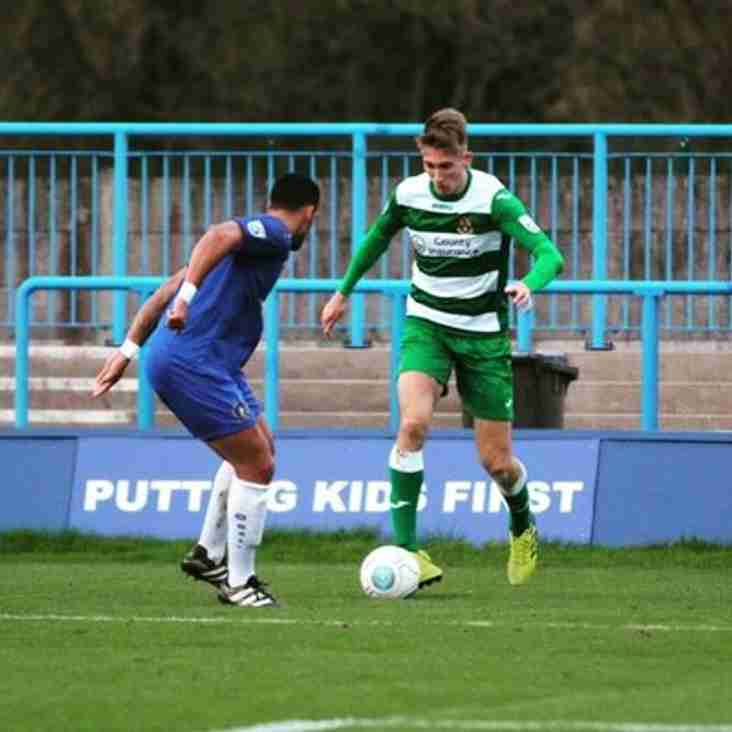 Cockerline: 'My only thought now is putting in performances for Farsley and showing what I can do'