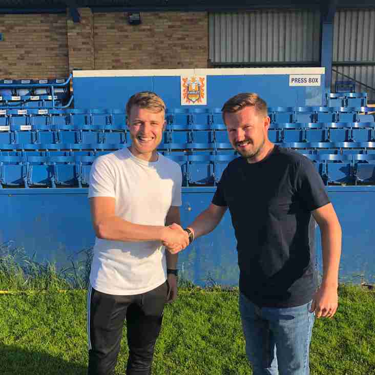 Signing: Will Hayhurst signs on for the Celts