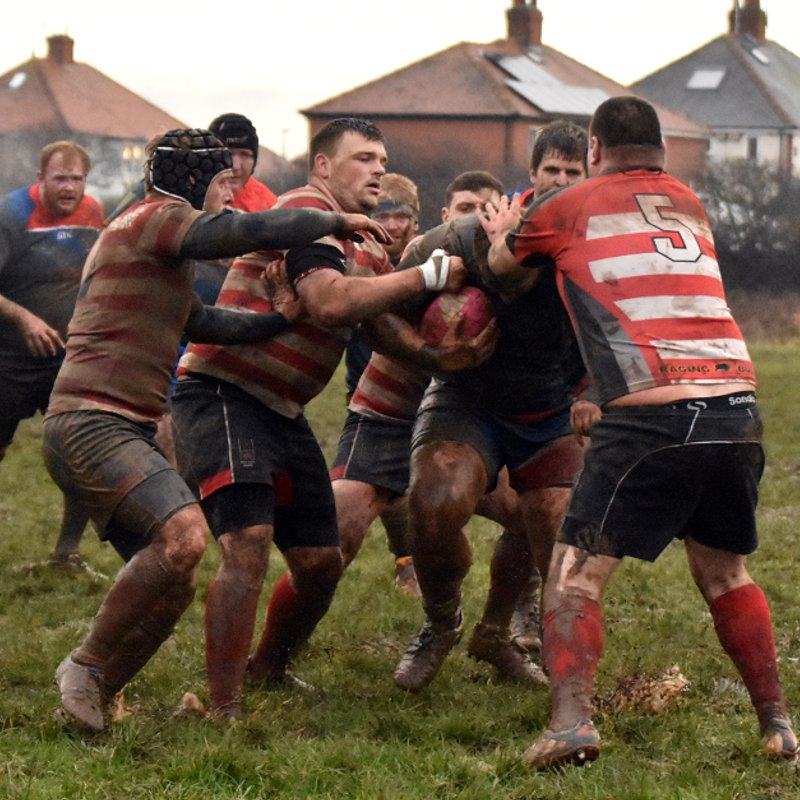 Unbeaten home record gets stuck in the mud!