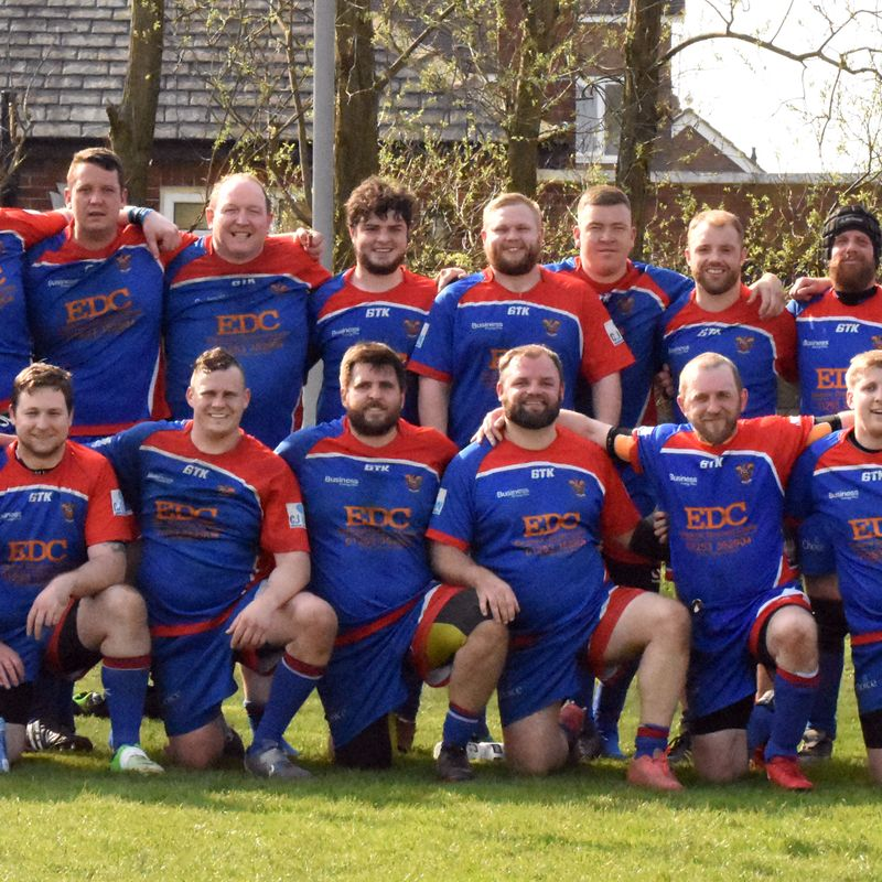 1st beat Colne & Nelson 2nd XV 0 - 8