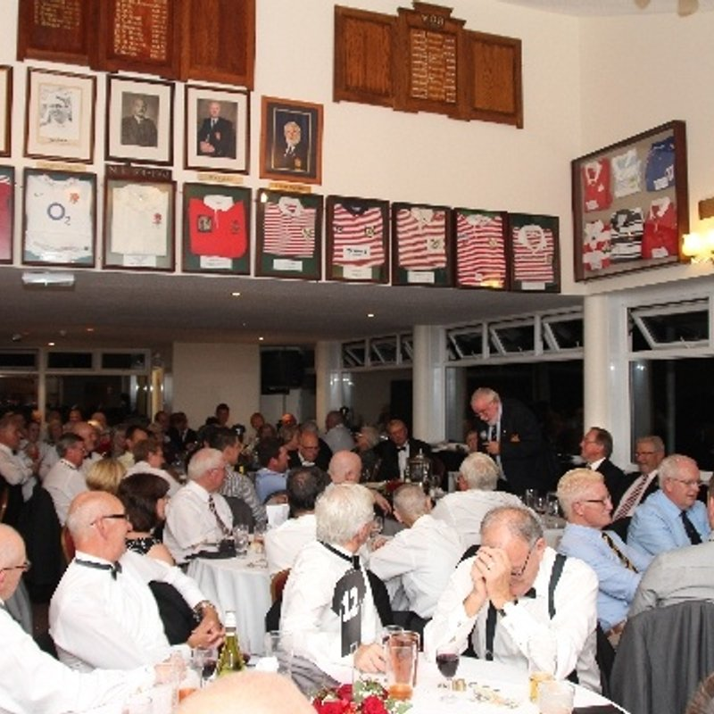 Captains Dinner - 12th May